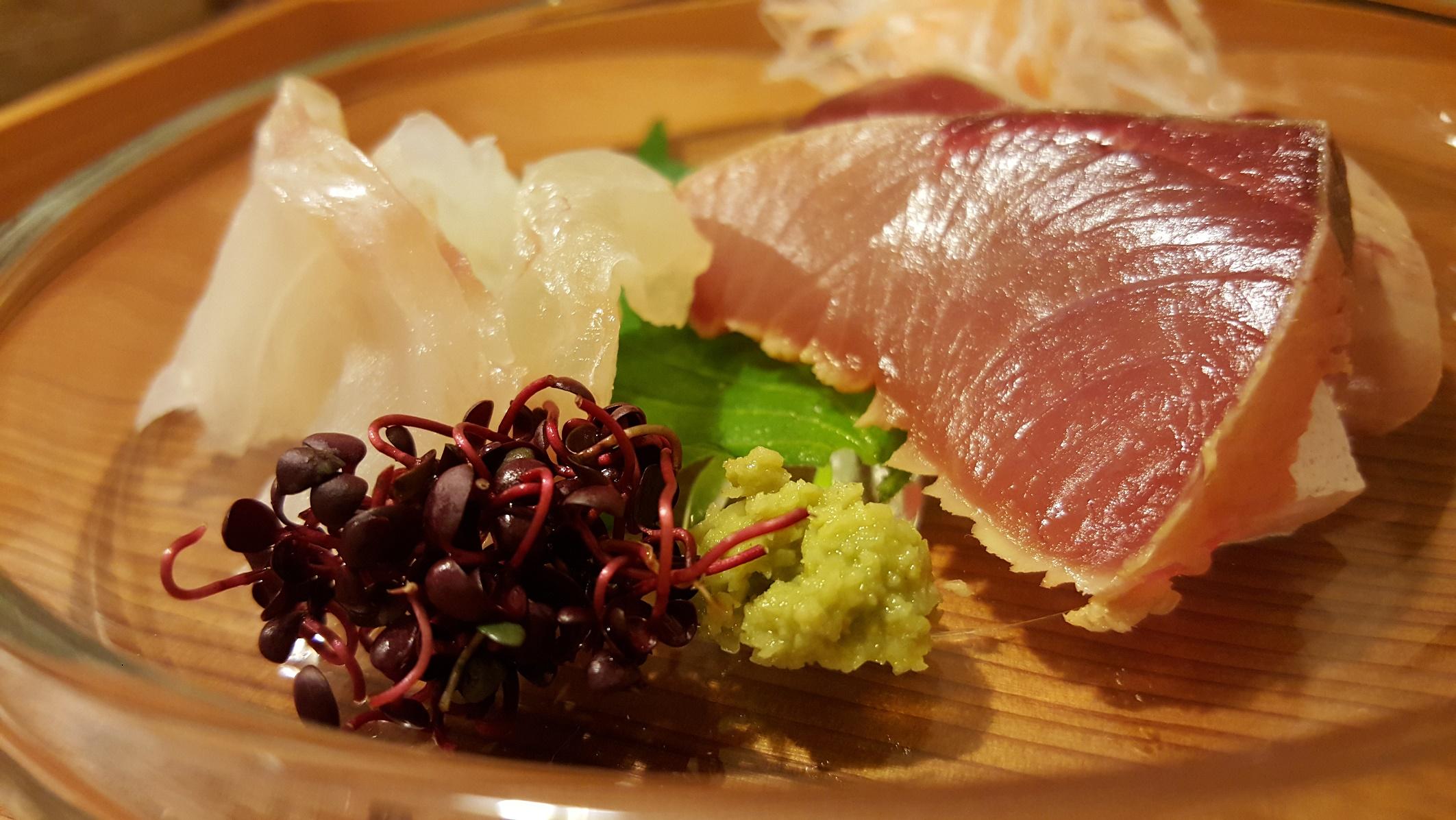 sashimi (banzai sumikura)