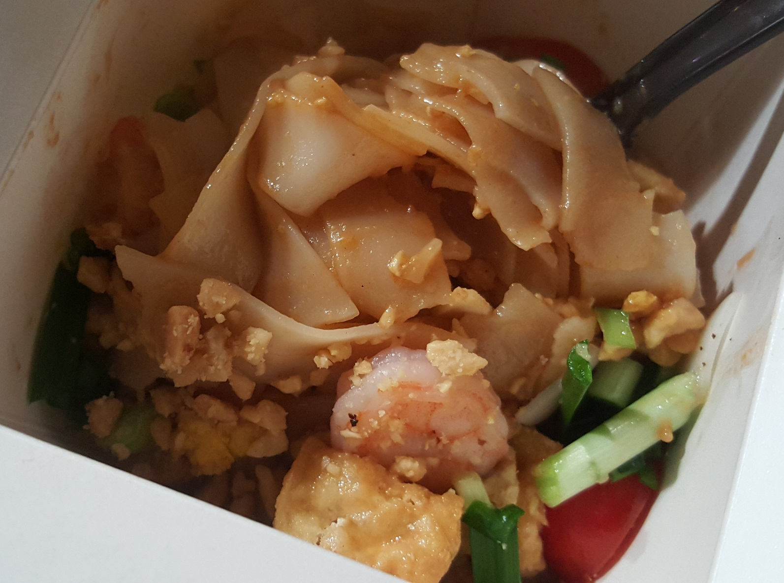 pad thai squisito (Gong Express)