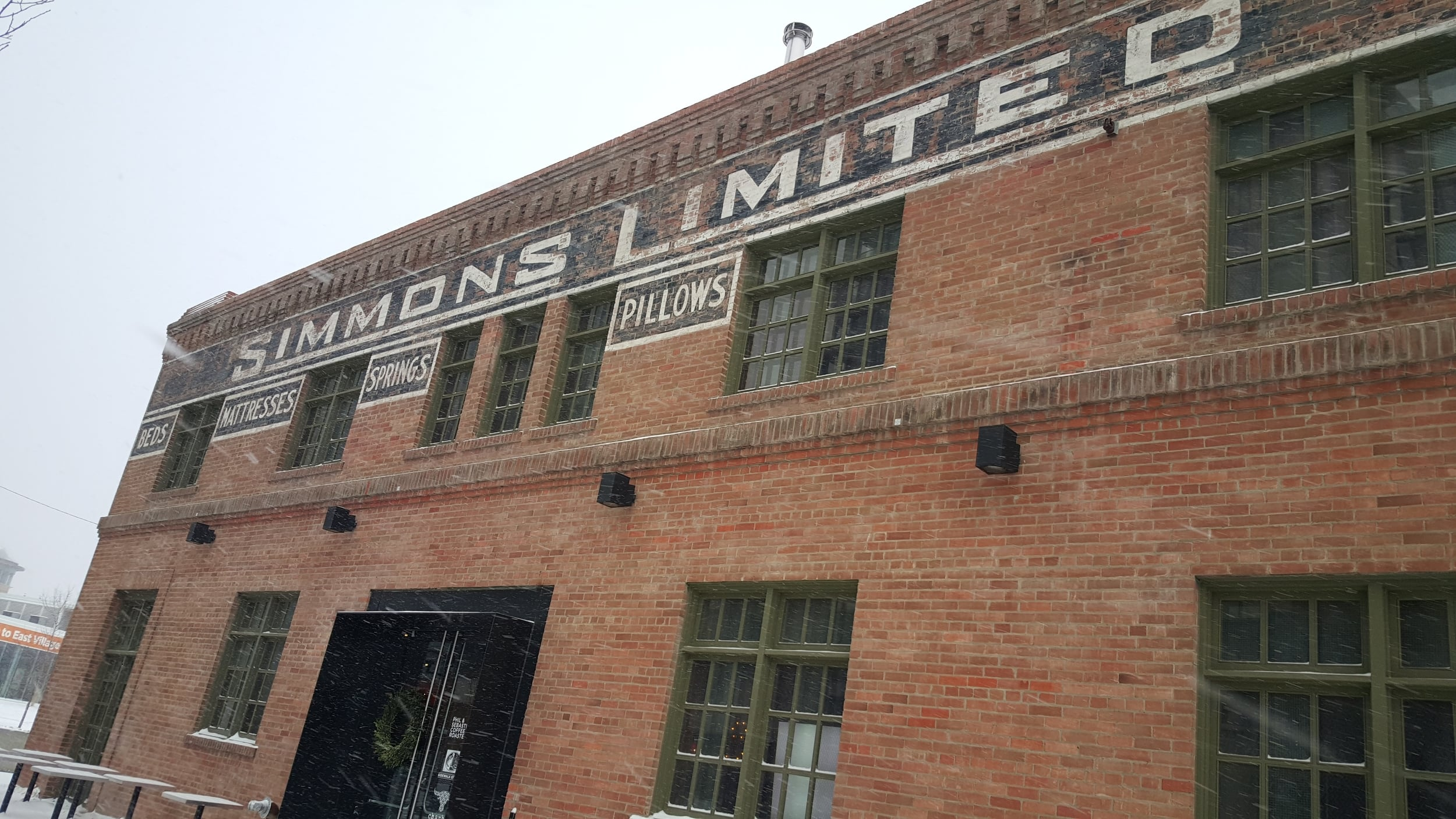 Simmons building
