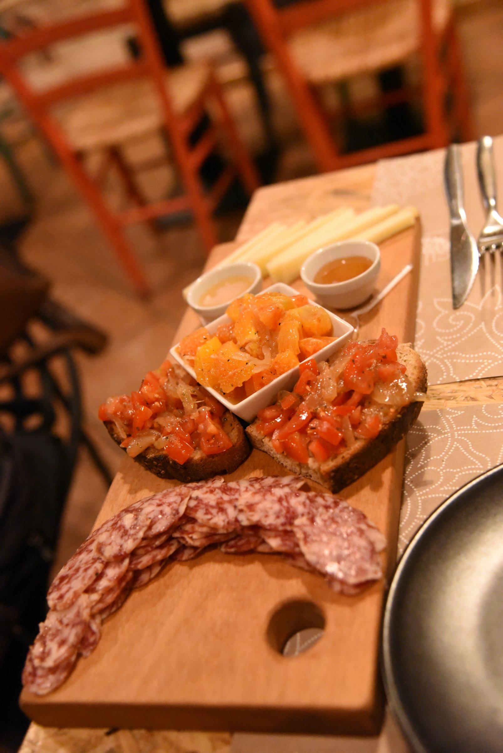 Degustazioni slow food siciliane