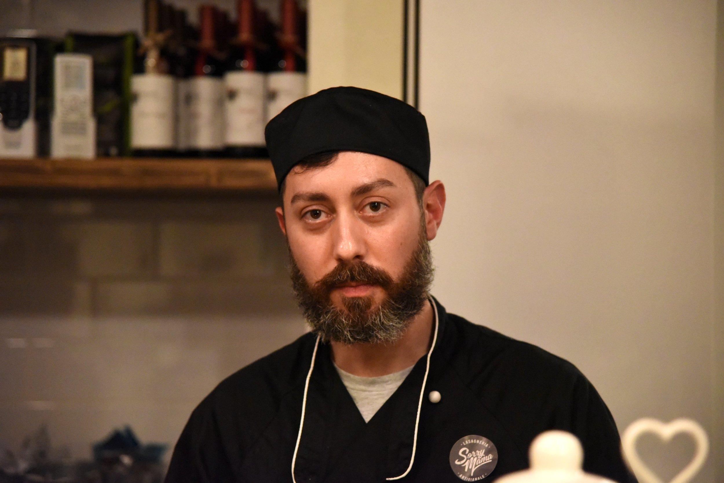 Complimenti allo chef Roberto