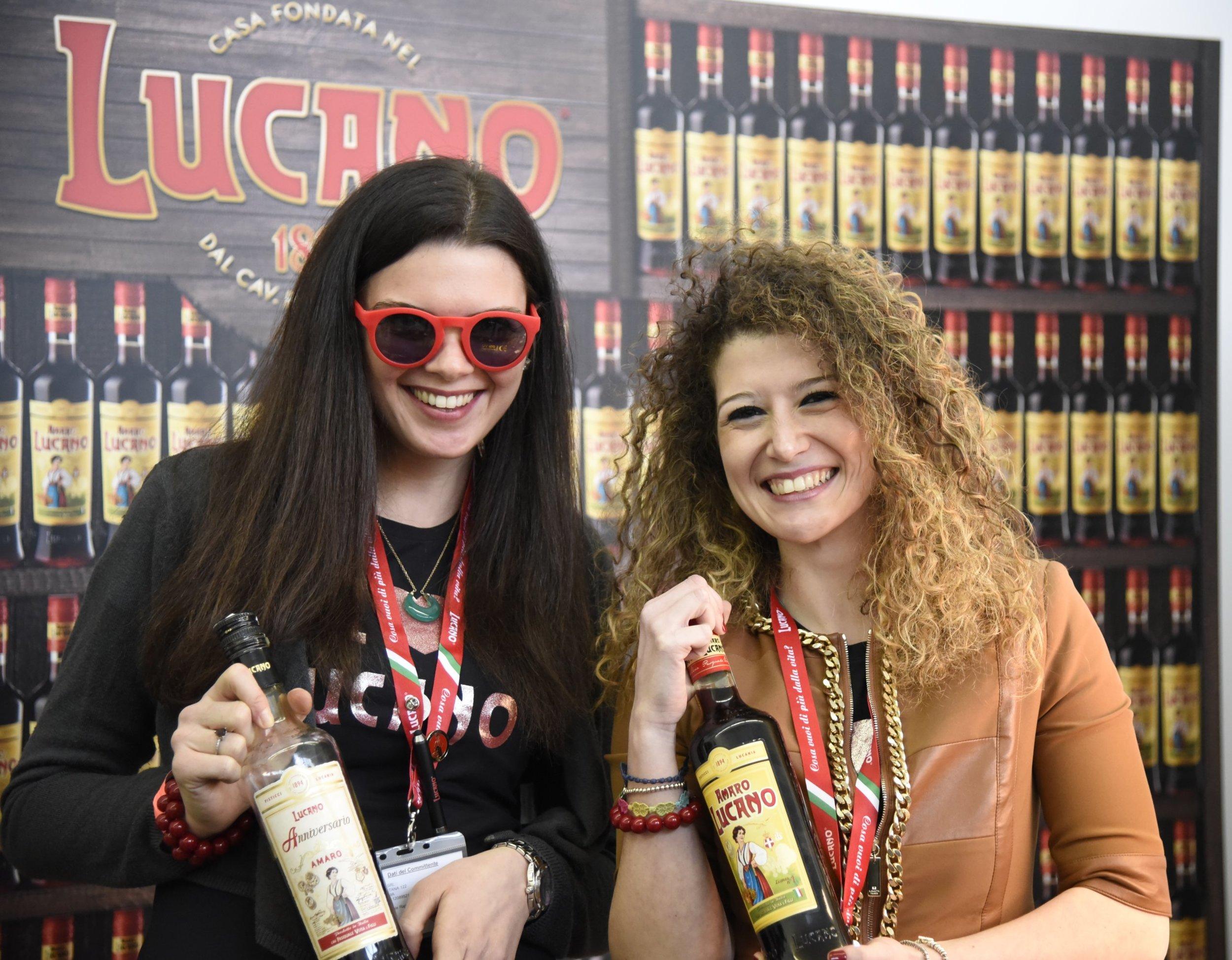 The girls at Lucano