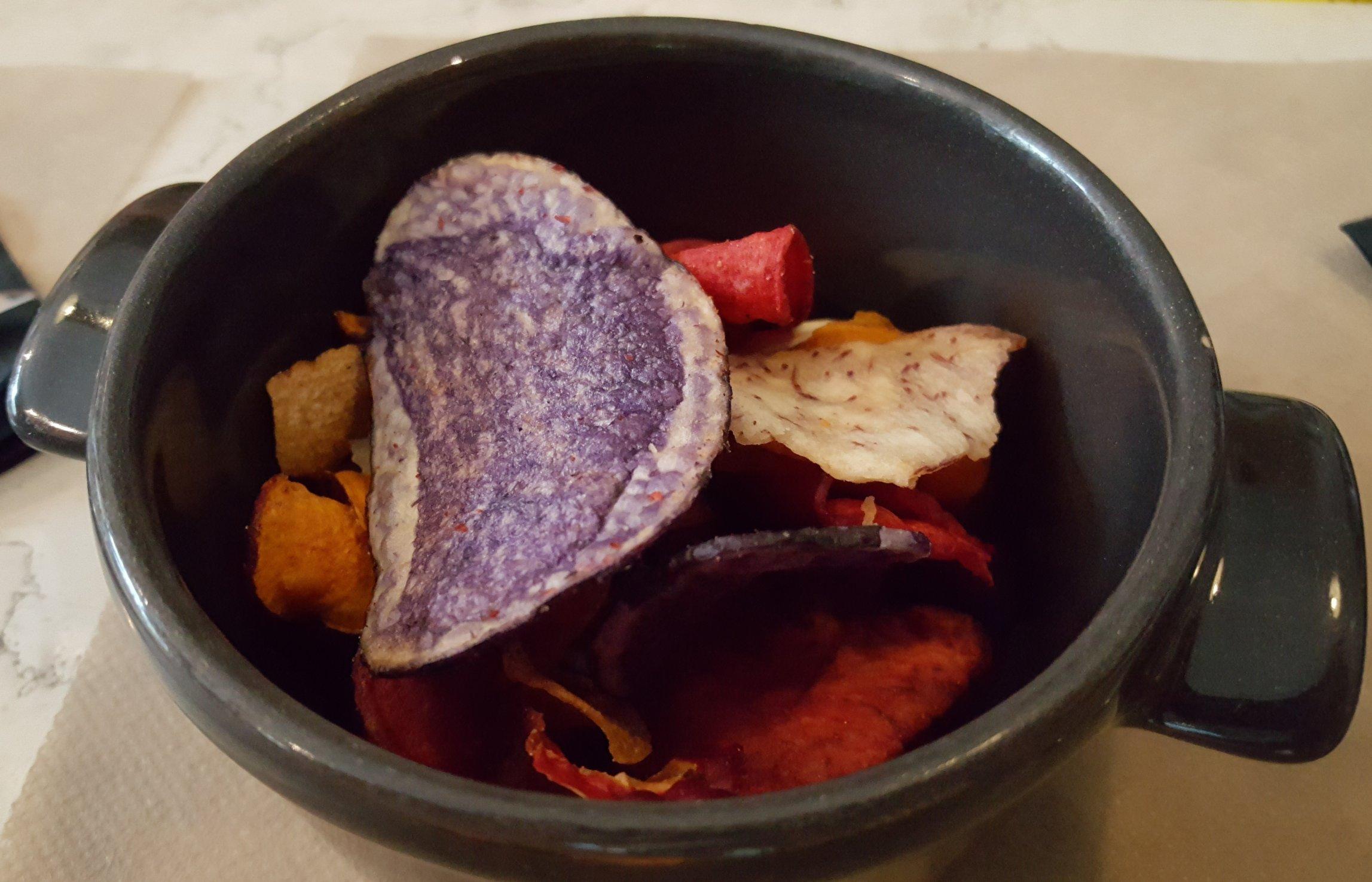 Chips homemade - perfetti per iniziare