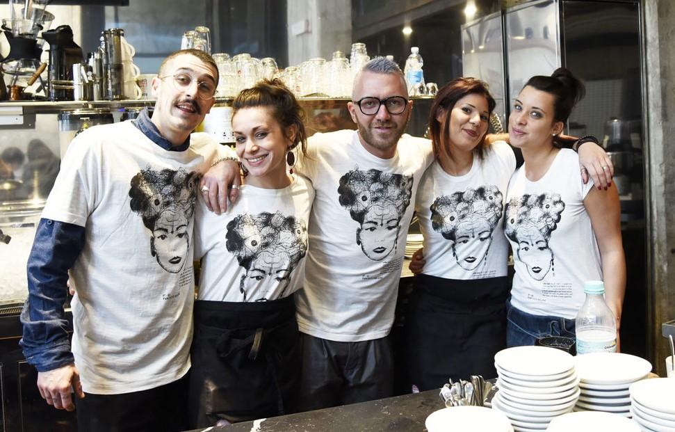 Lorenzo, Sabrina, Marchino, Cinzia, Marta