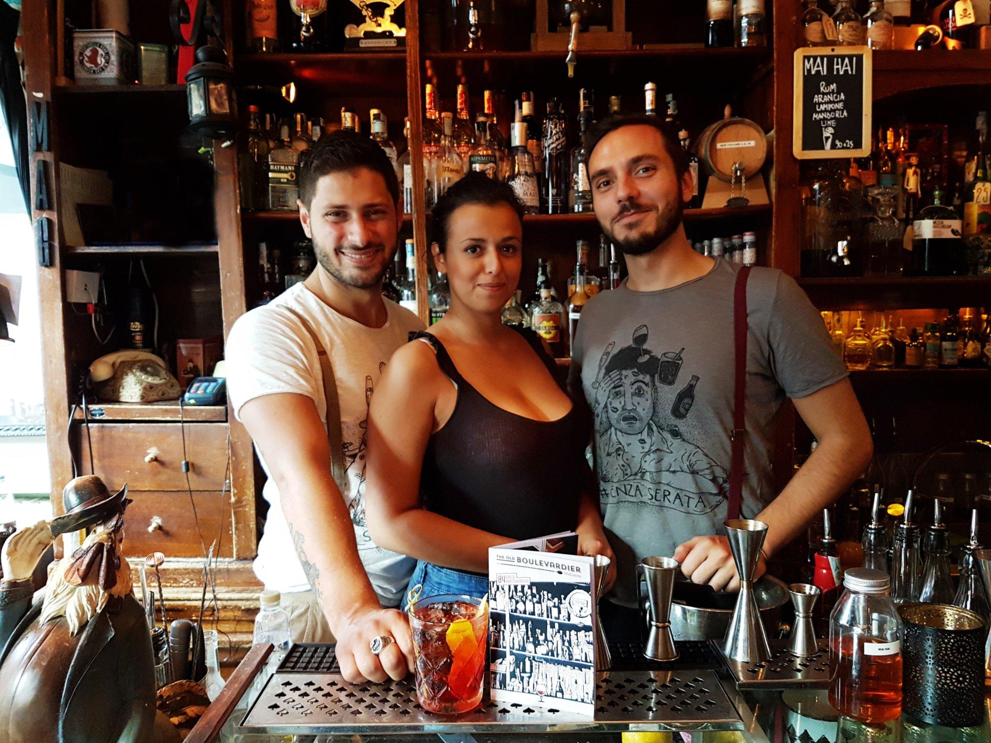 Nico, Fede e Francesco