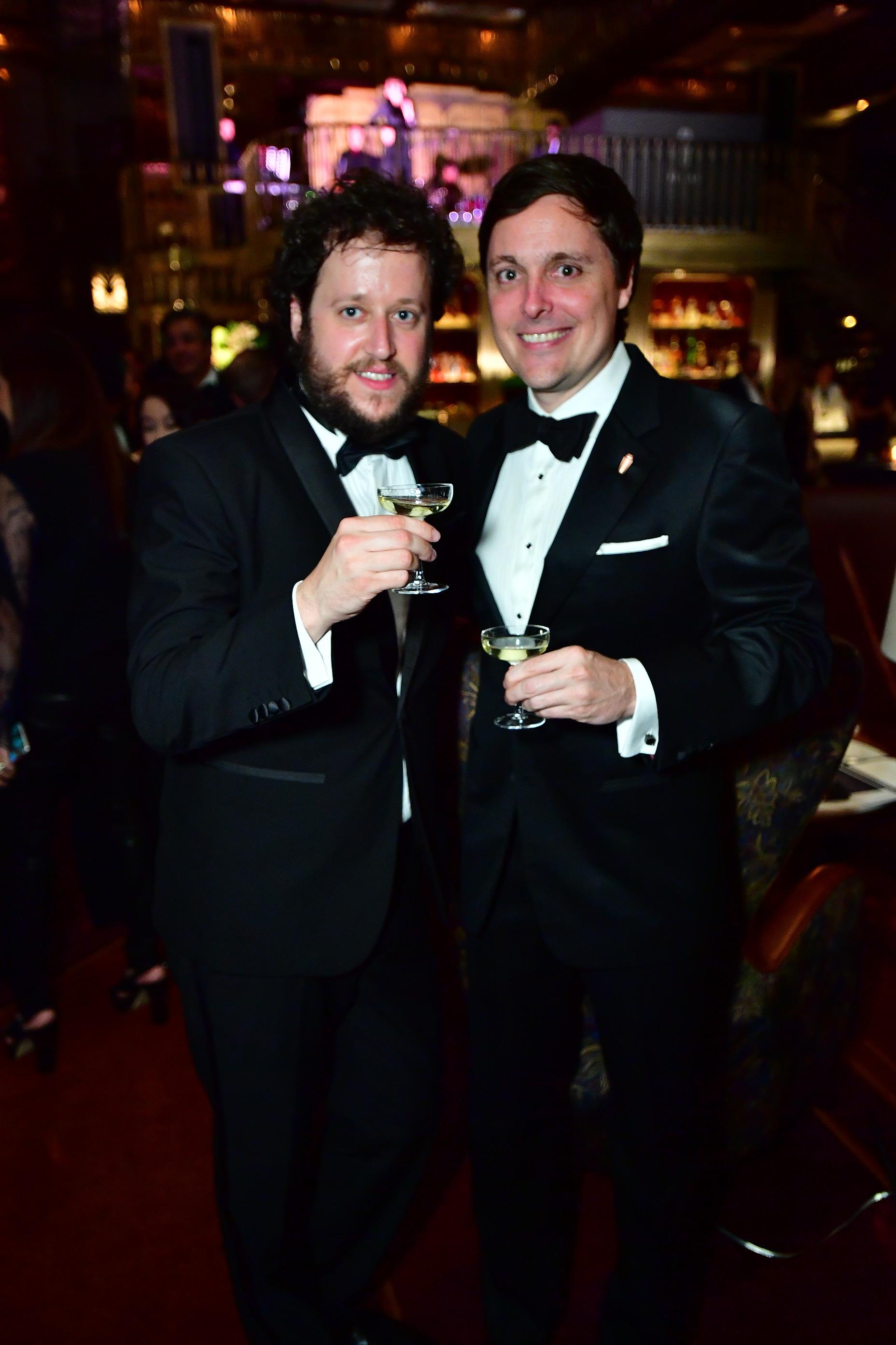 Shane e Paul (foto ATLAS)