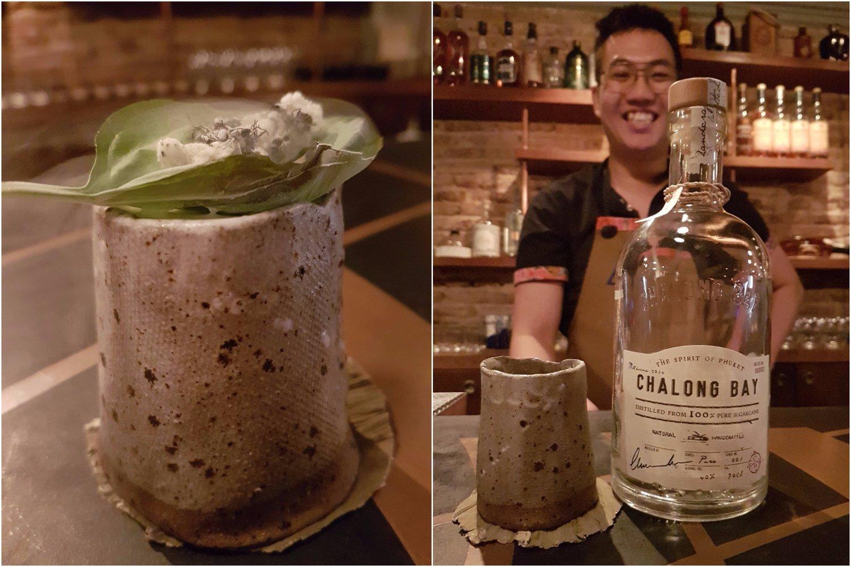 Antz cocktail at Native