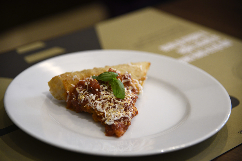 pizza fritta Cilentana