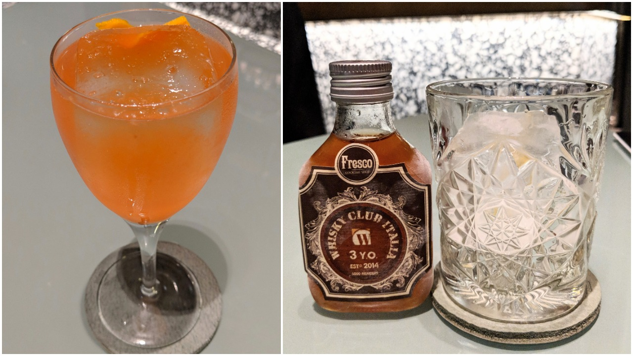 Ring the Bell and Vieux Carre Reverse