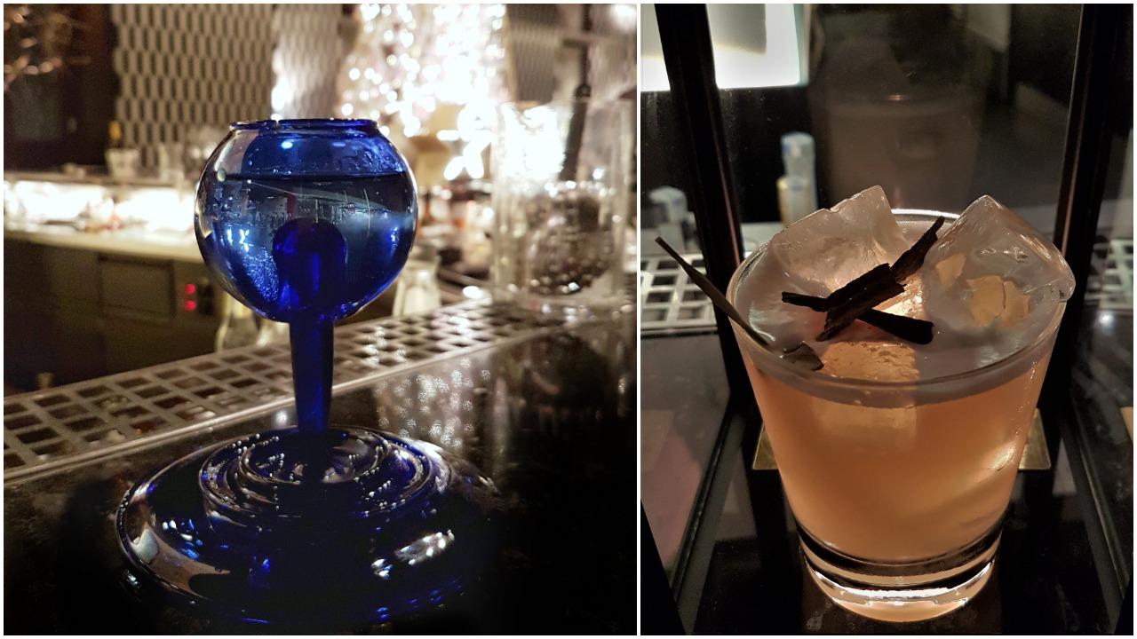 Laverstocke Mill Martini and Fumé