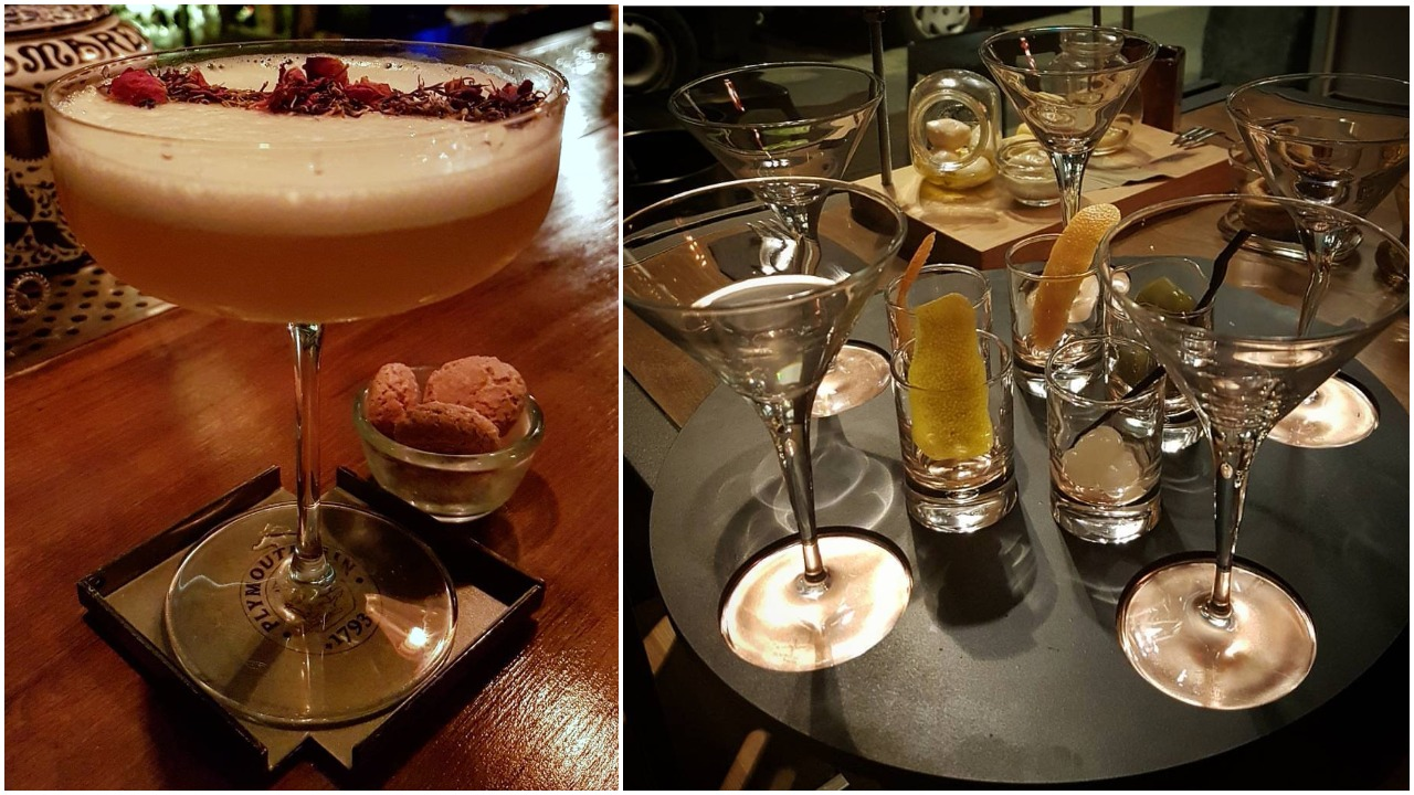 Whisky sour ma va là! and Nothing Like the First Sip