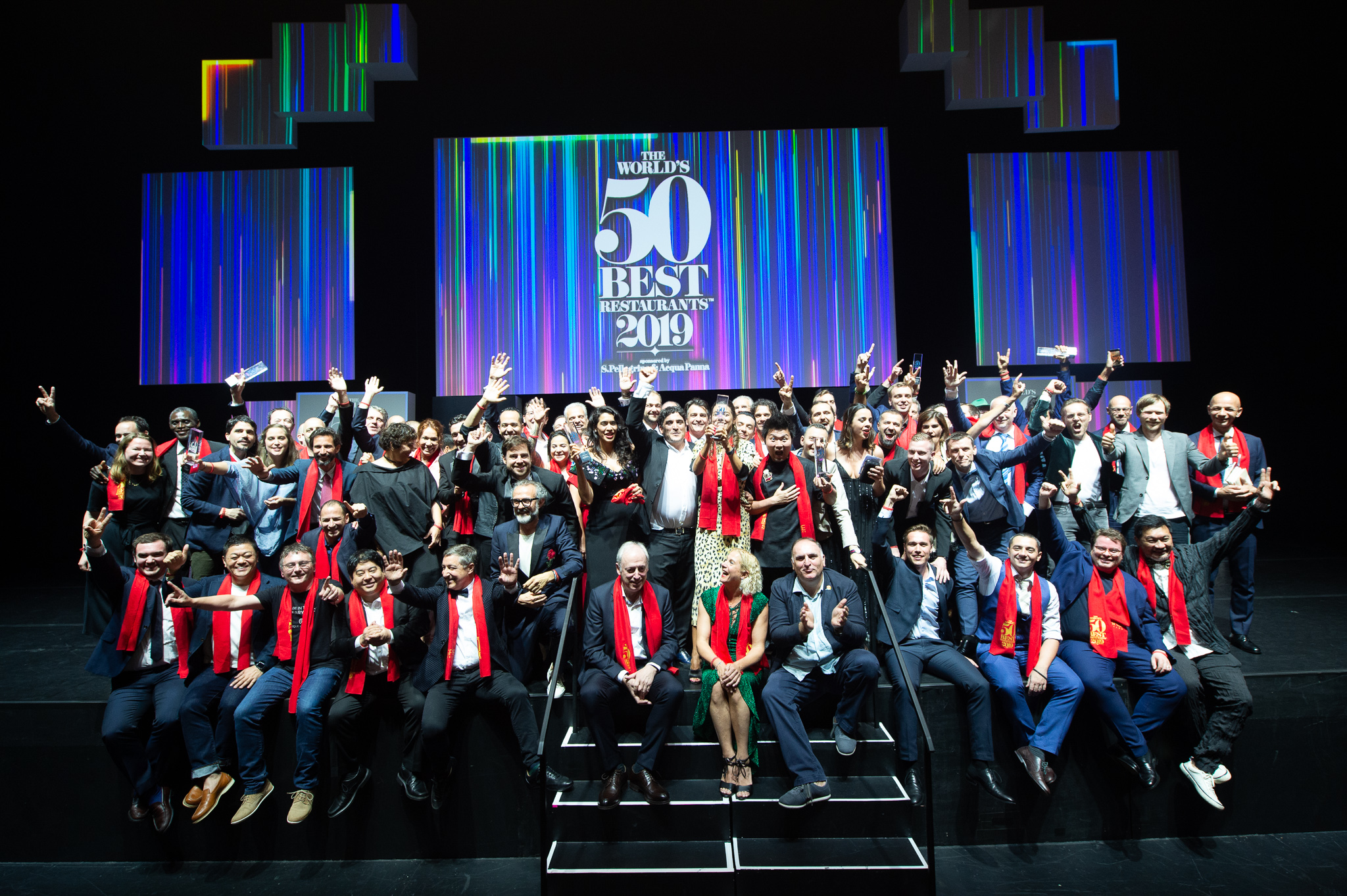 Alain Passard, winner of 2019 Chefs' Choice award, sponsored by Estrella Damm - 2.jpg