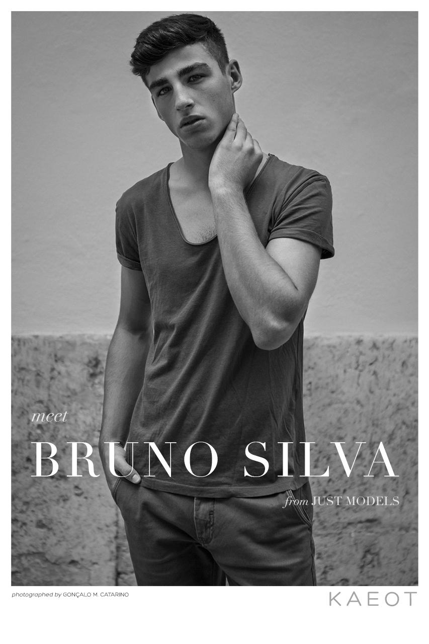 bruno silva just models