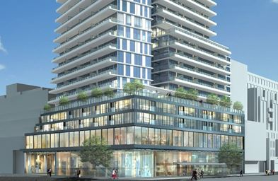 33-45 Avenue Road and 140-148 Yorkville Avenue