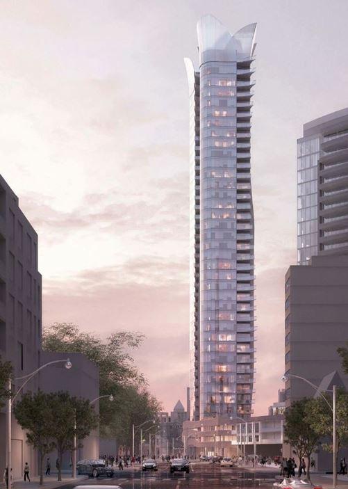 Proposal for 100 Davenport Road  http://www.toronto.ca/legdocs/mmis/2016/te/bgrd/backgroundfile-90209.pdf