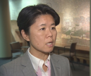 Coun. Kristyn Wong-Tam, who represents Ward 27, Toronto Centre-Rosedale, says five years is too long to implement the Vision Zero pedestrian safety plan. Her motion calls for a two-year implementation schedule. (CBC)