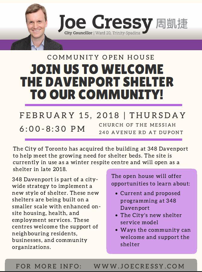 davenport shelter joe cressy.JPG