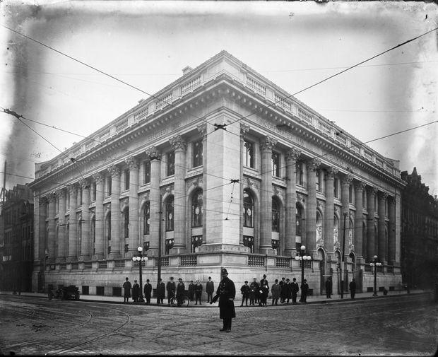 Bank of Toronto 2012-1964