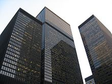 This replaced the Bank of Toronto in 1964