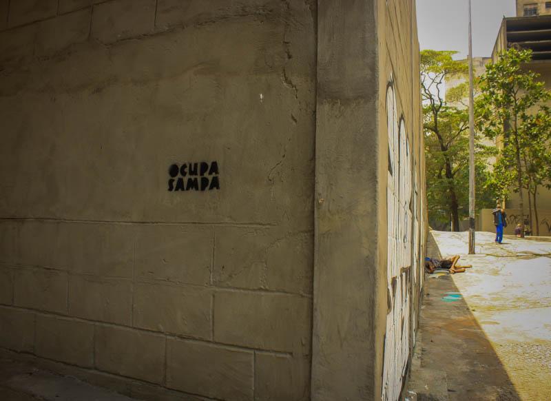 Ocupa Sampa--Occupy São Paulo (2011)