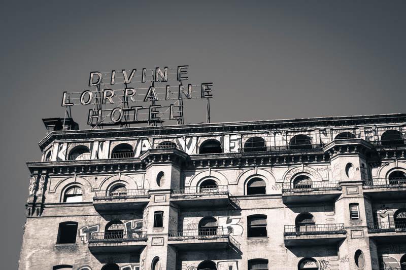 The Divine Lorraine,Philadelphia, PA (2012)
