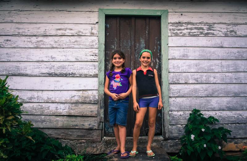 Cousins   Pueblo Nuevo, Cuba (2012)