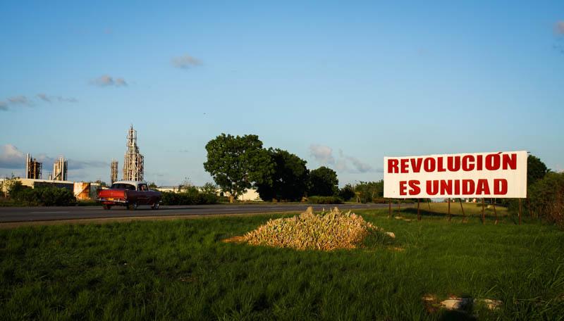 """Revolution is Unity"" Havana (2010)"