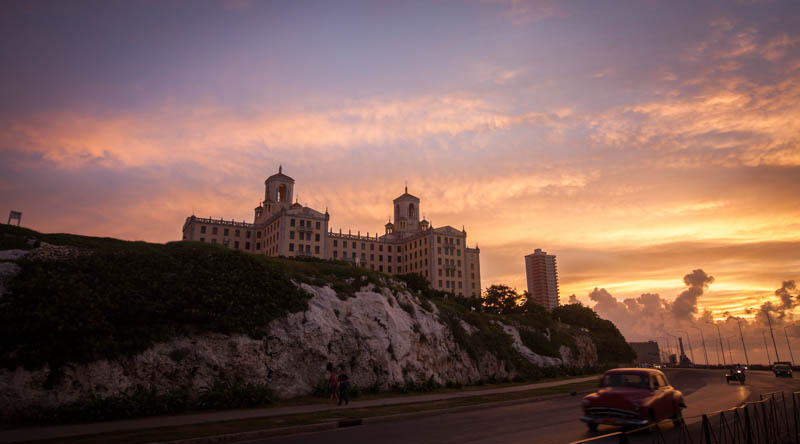 Hotel Nacional Havana (2013)