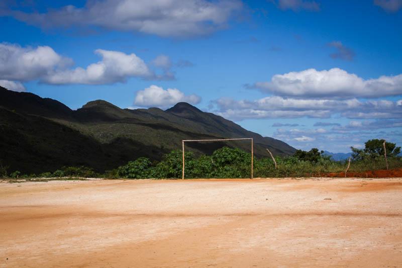 Soccer field Piatã, Brazil (2009)