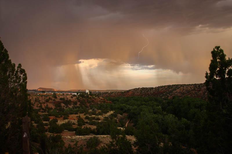 Jemez Mountains, New Mexico (2009)