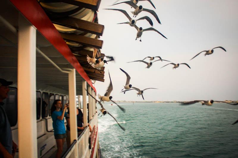 Ferry to Ocracoke Island (2012)