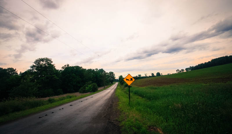 Amish Country, upstate New York (2013)