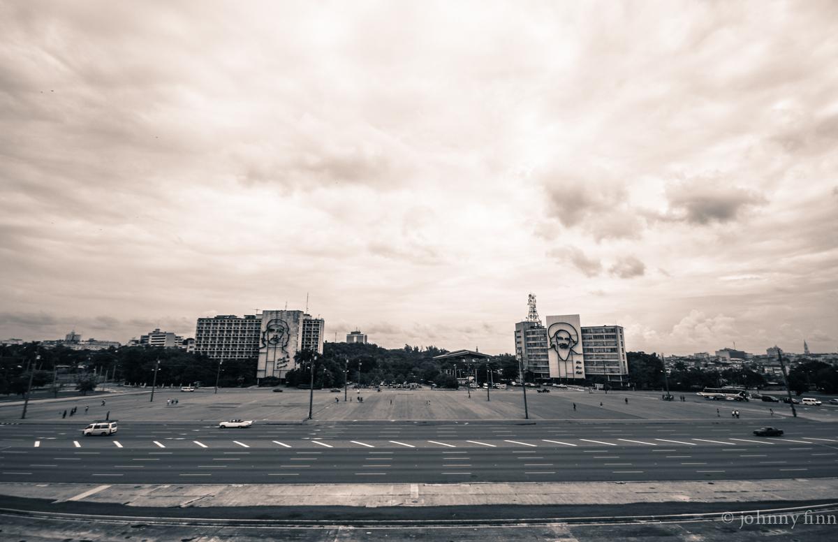 la plaza de la revolución, 2013