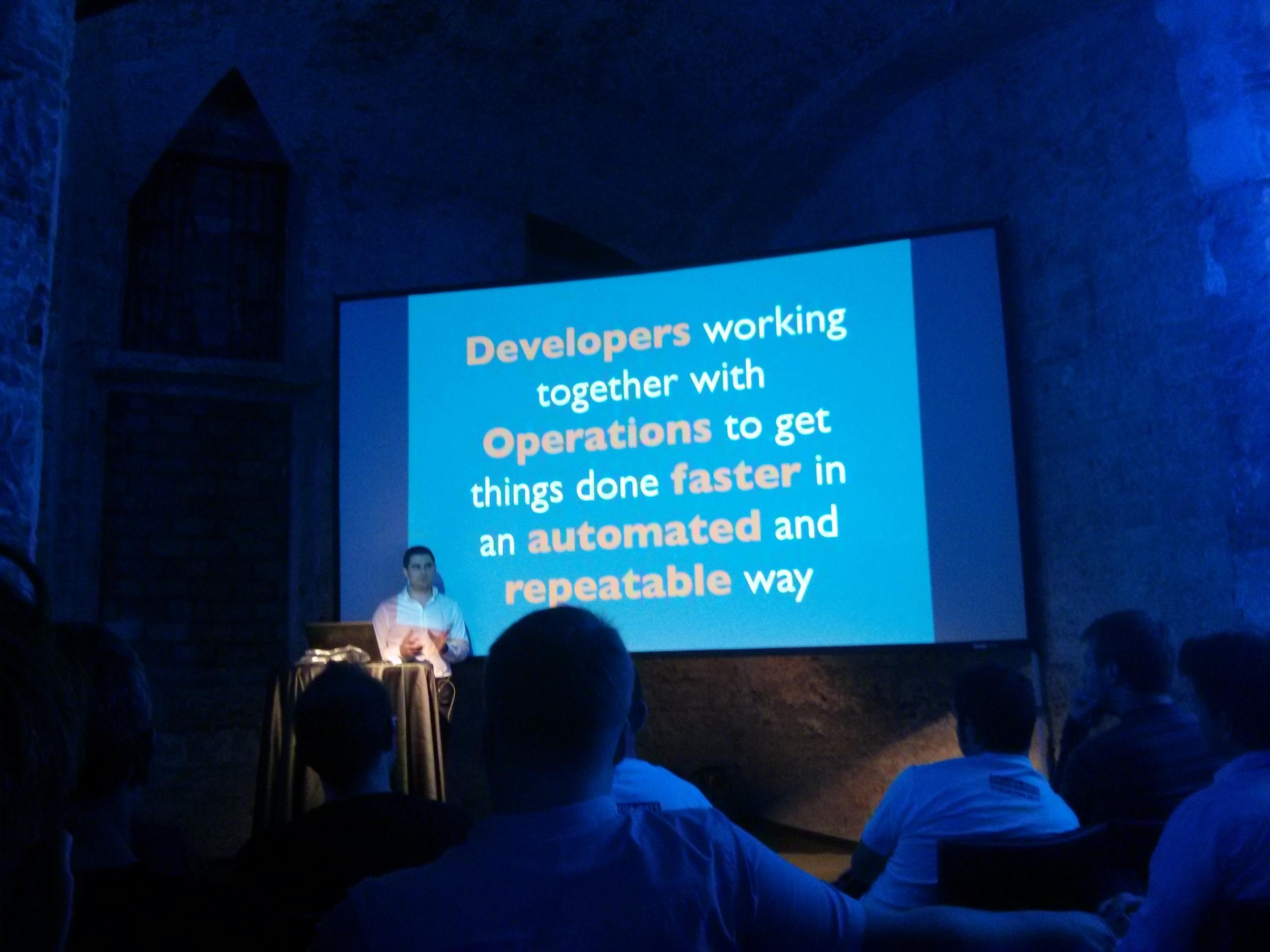 Best DevOps definition!