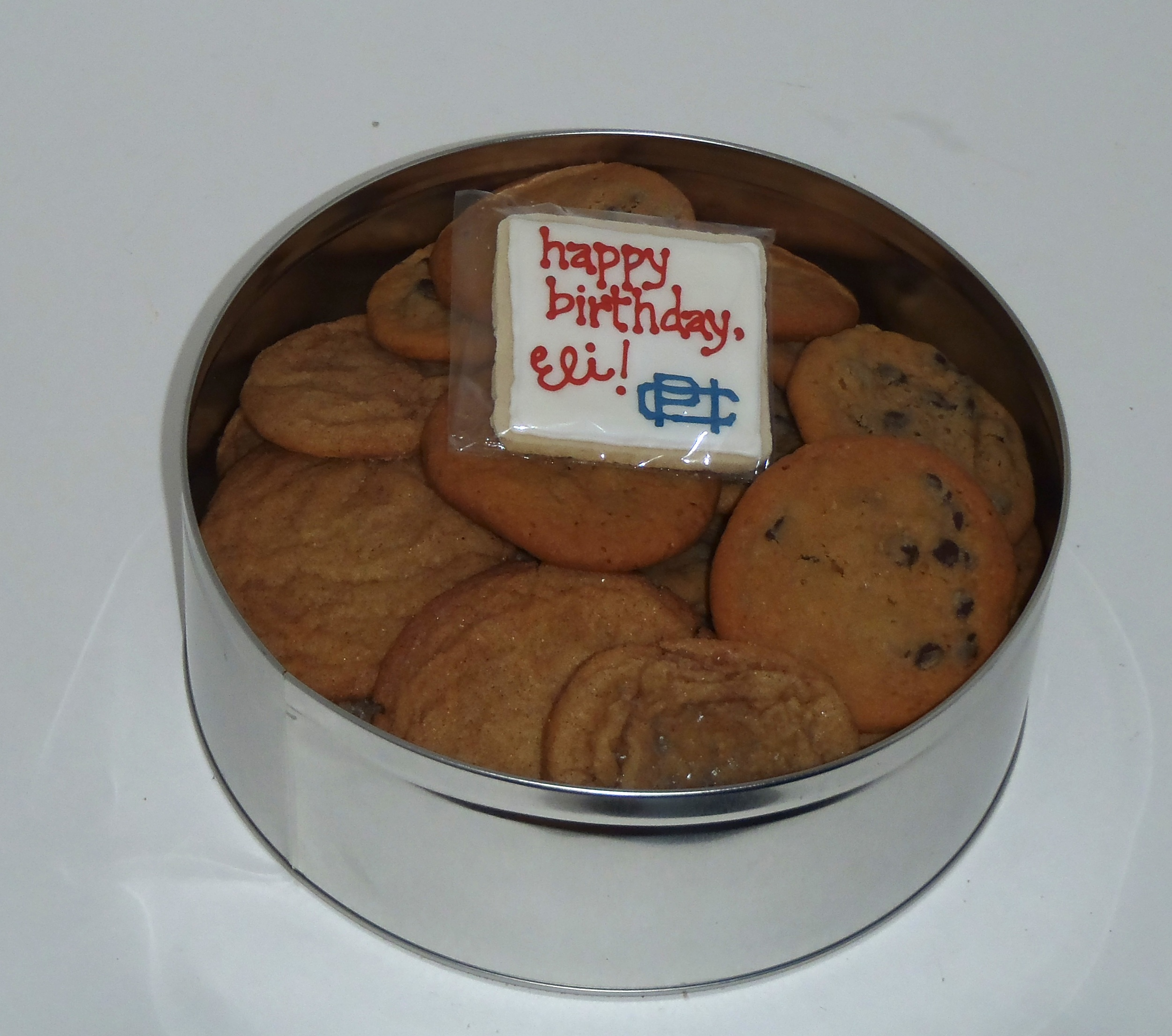 Extra Large: 37 Cookies