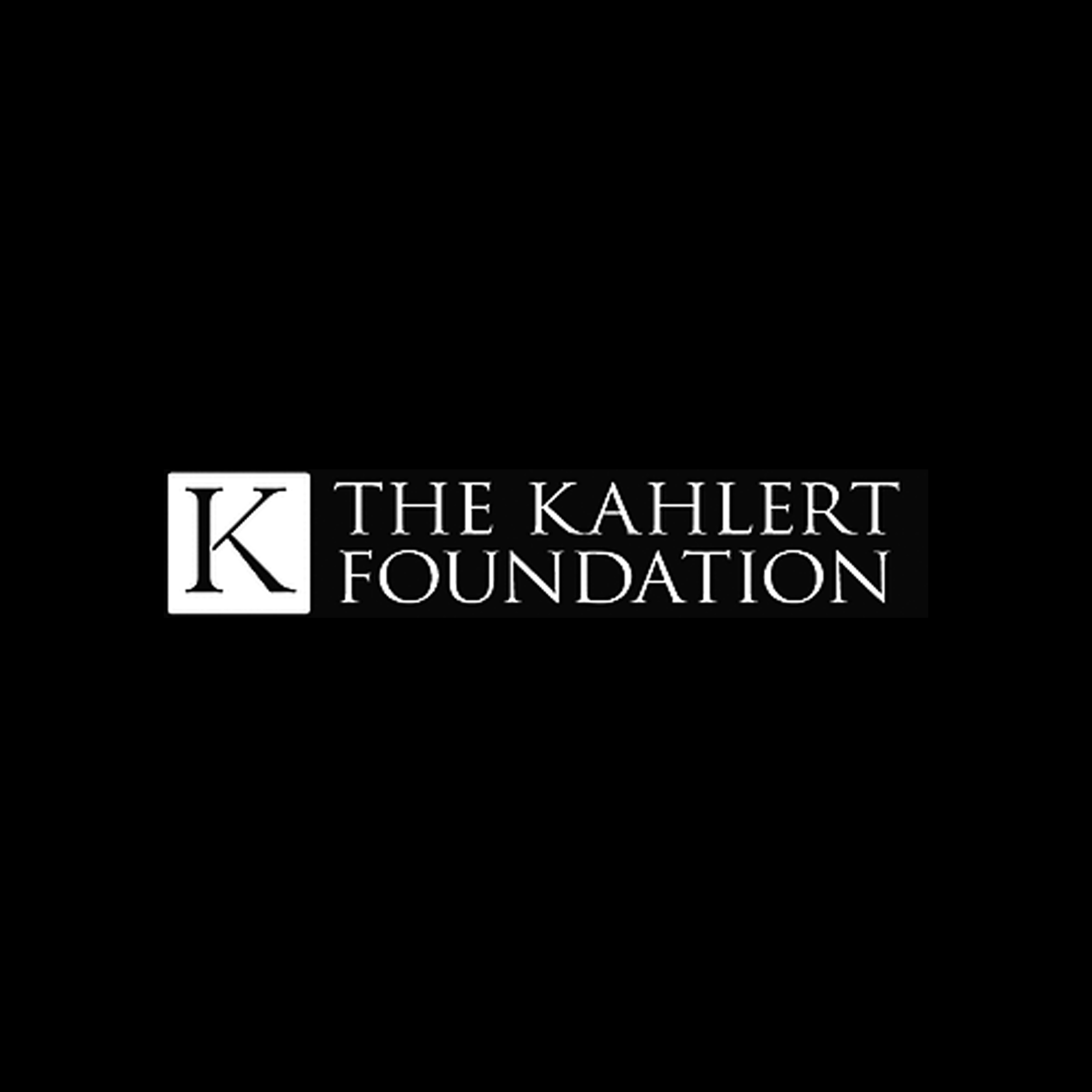 The Kahlert Foundation - thekahlertfoundation.org