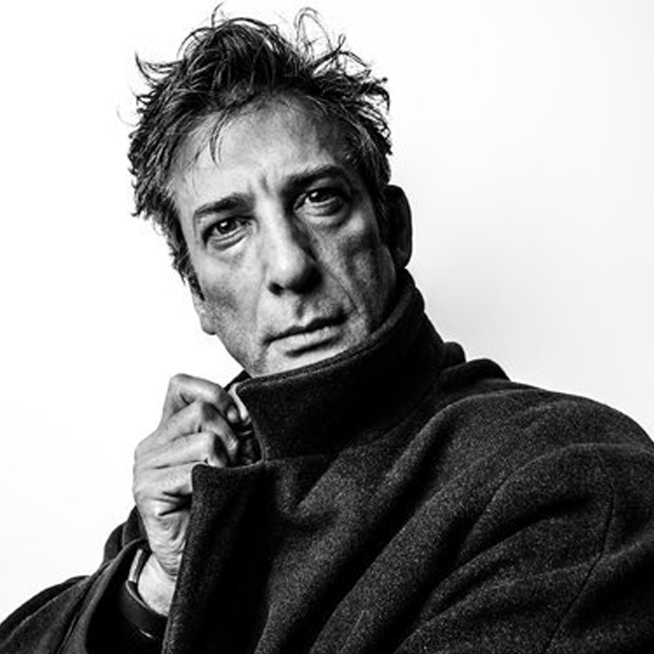 Neil Gaiman - Read how Neil—with two opposable thumbs, 140 characters and his Twitter account—funded our Kickstarter campaign with only 30 hours until it ended. Curious? You can read about it here.