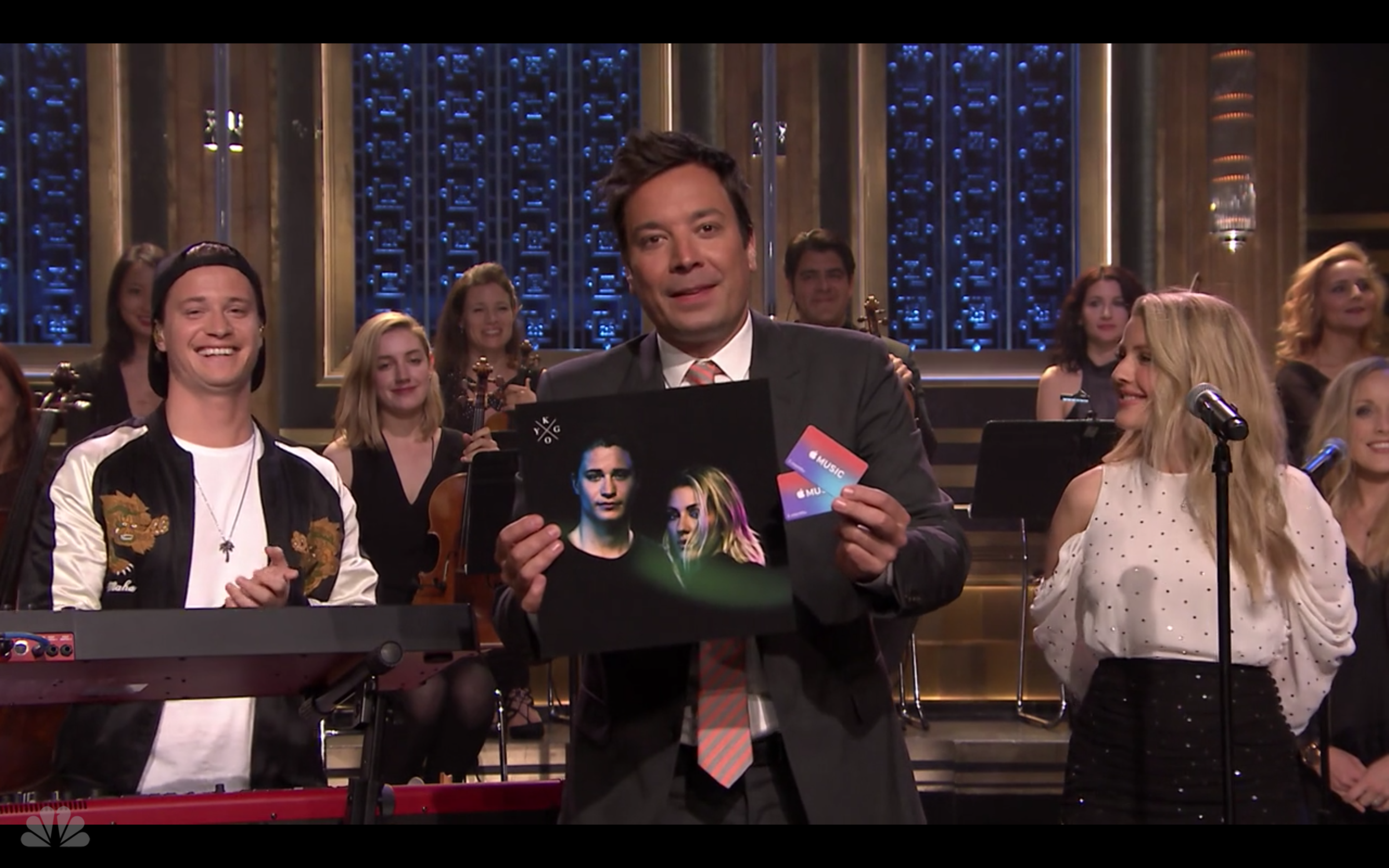 -   Jimmy Fallon mention