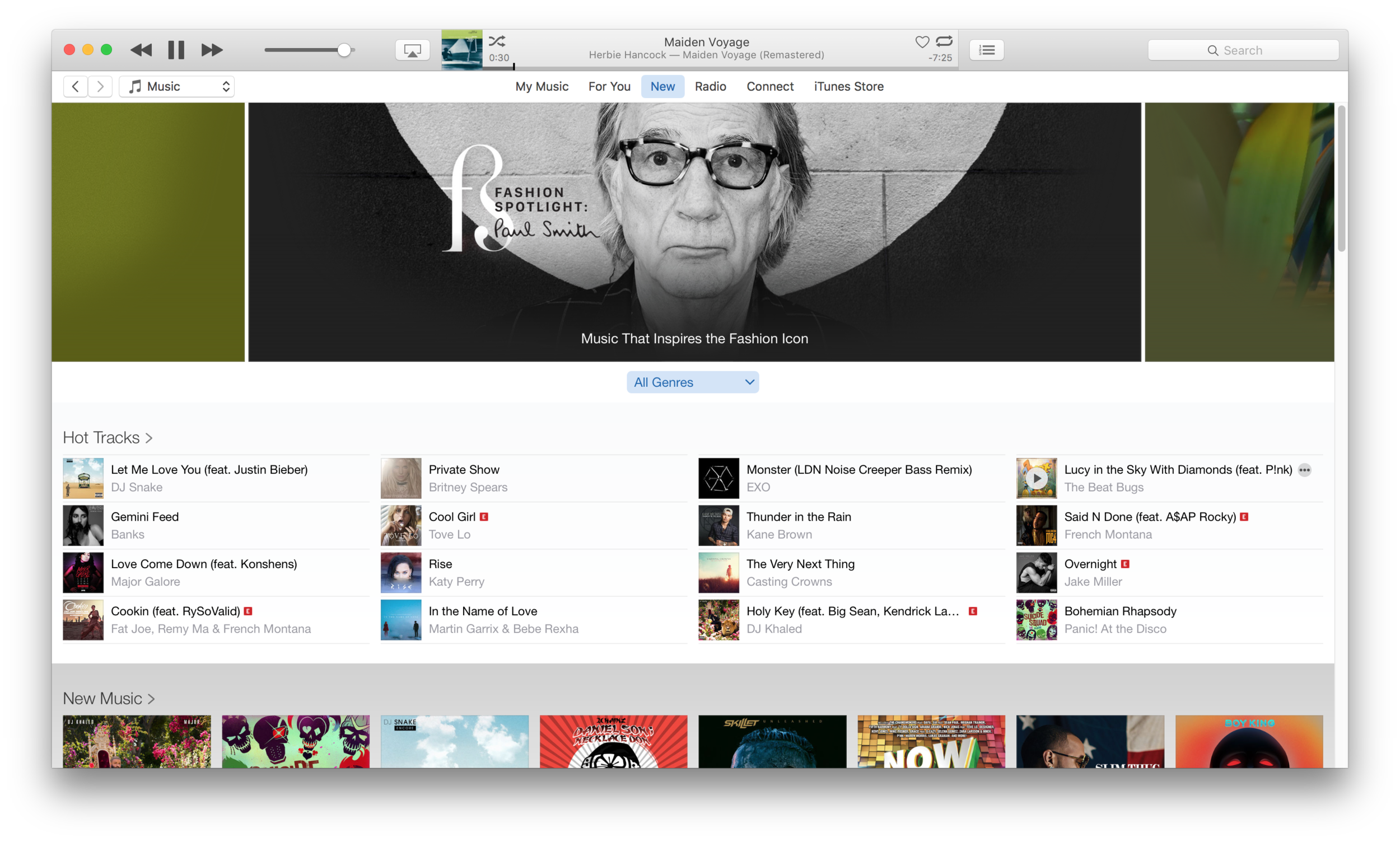 Paul Smith - Store-art on Apple Music