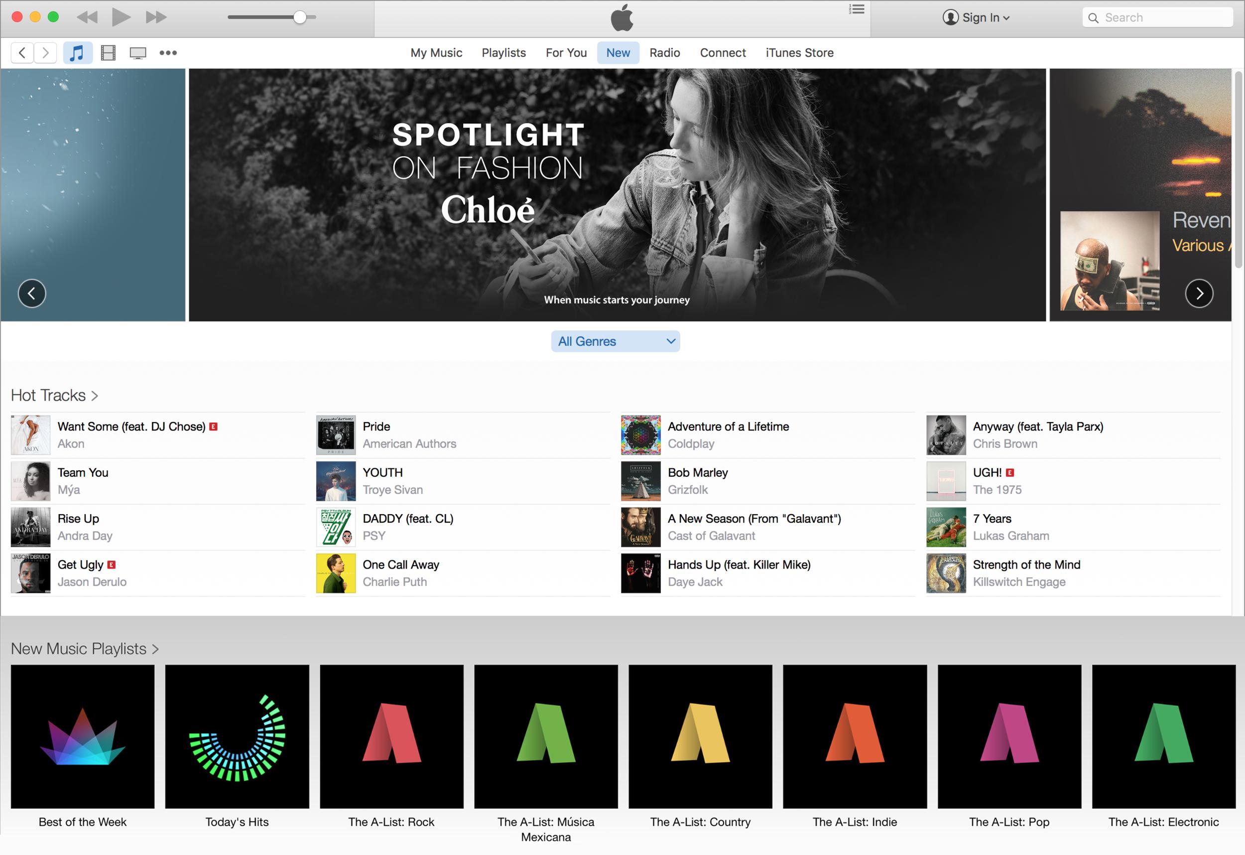 Chloé - Store-art on Apple Music
