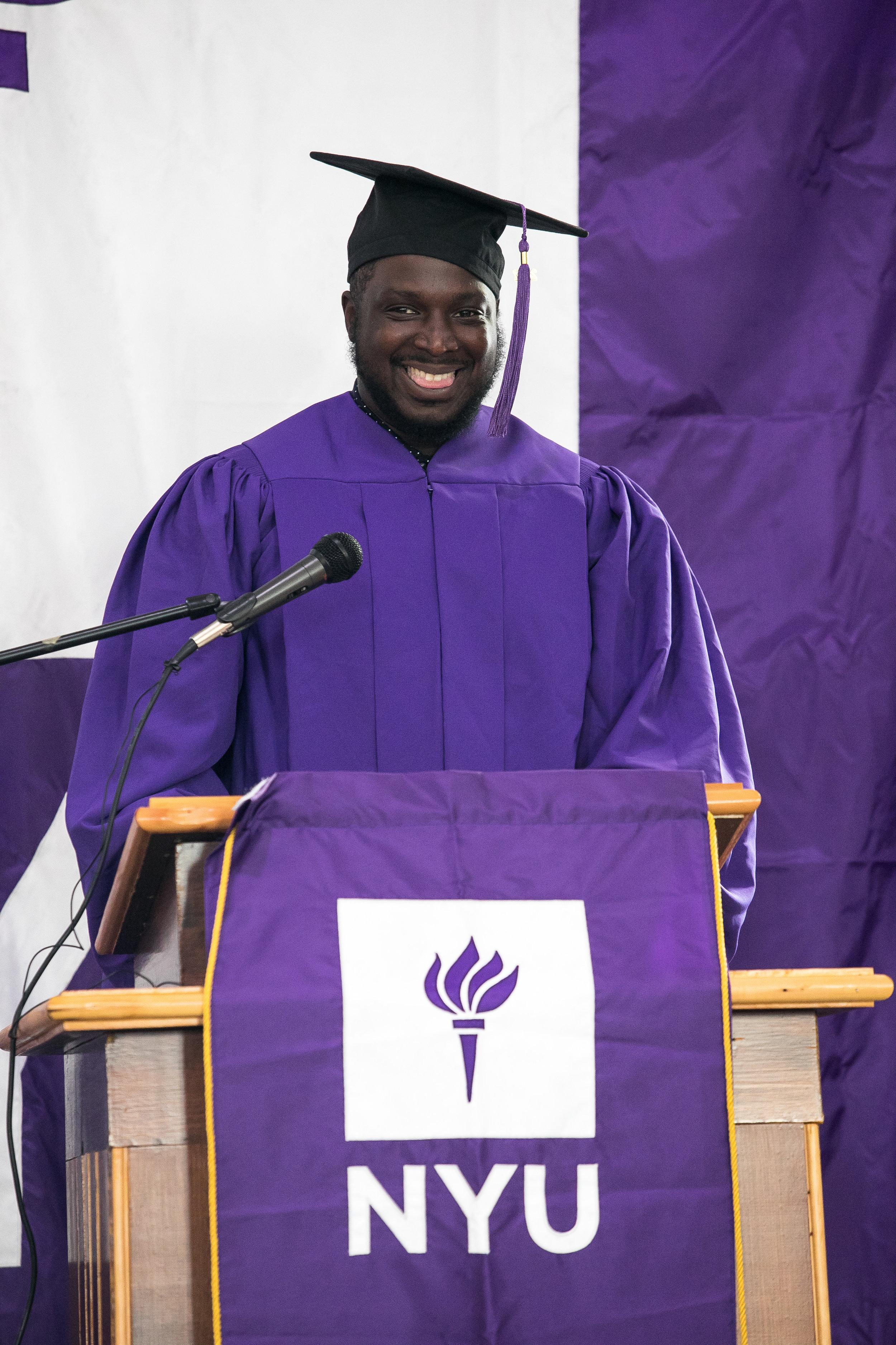 NYU Prison Education Program Celebrates First Graduation