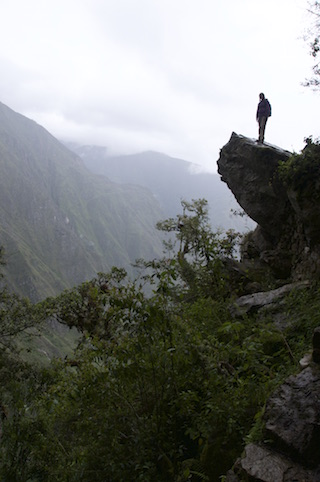 Photograph by Natalia Curonisy, Machu Picchu - Peru