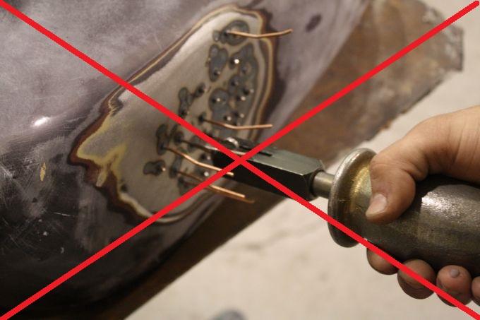 Motorcycle Dent Repair 3