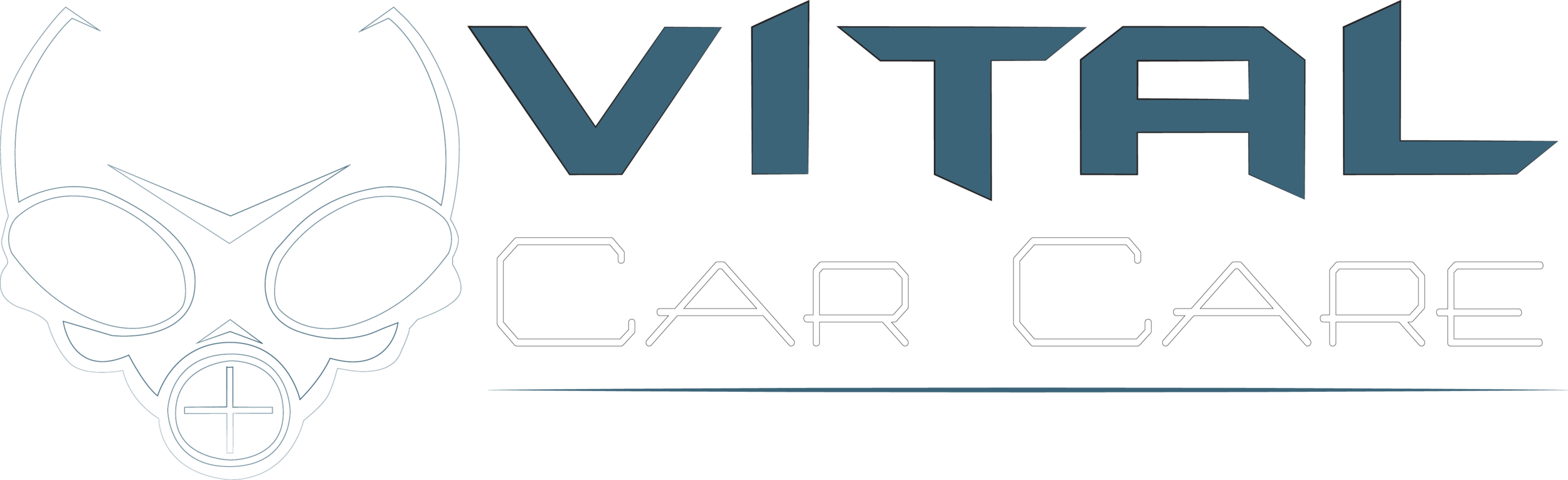 Vital Car Care restores and protects your automotive finish.