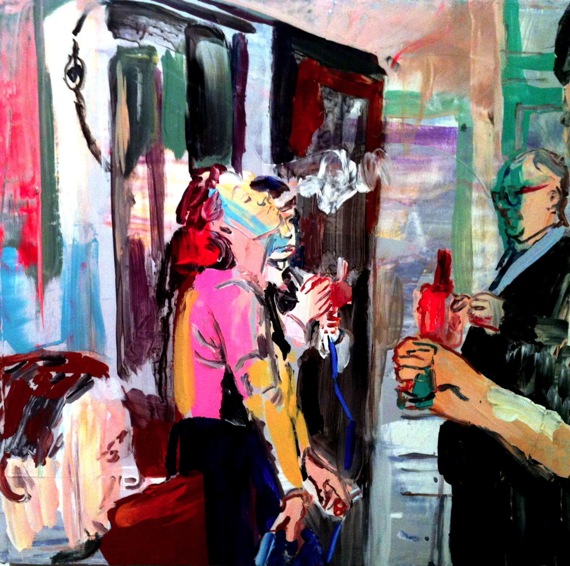 Smoke Screen, 2012