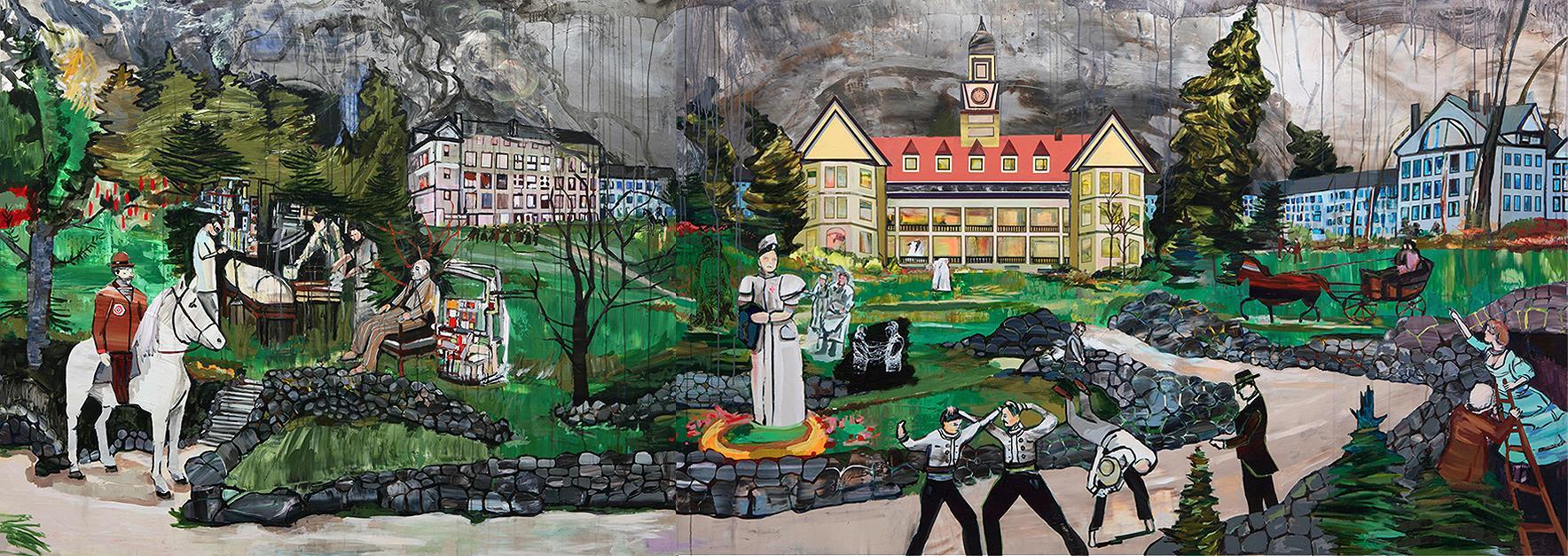 Brattleboro Retreat, 2006 - 2007