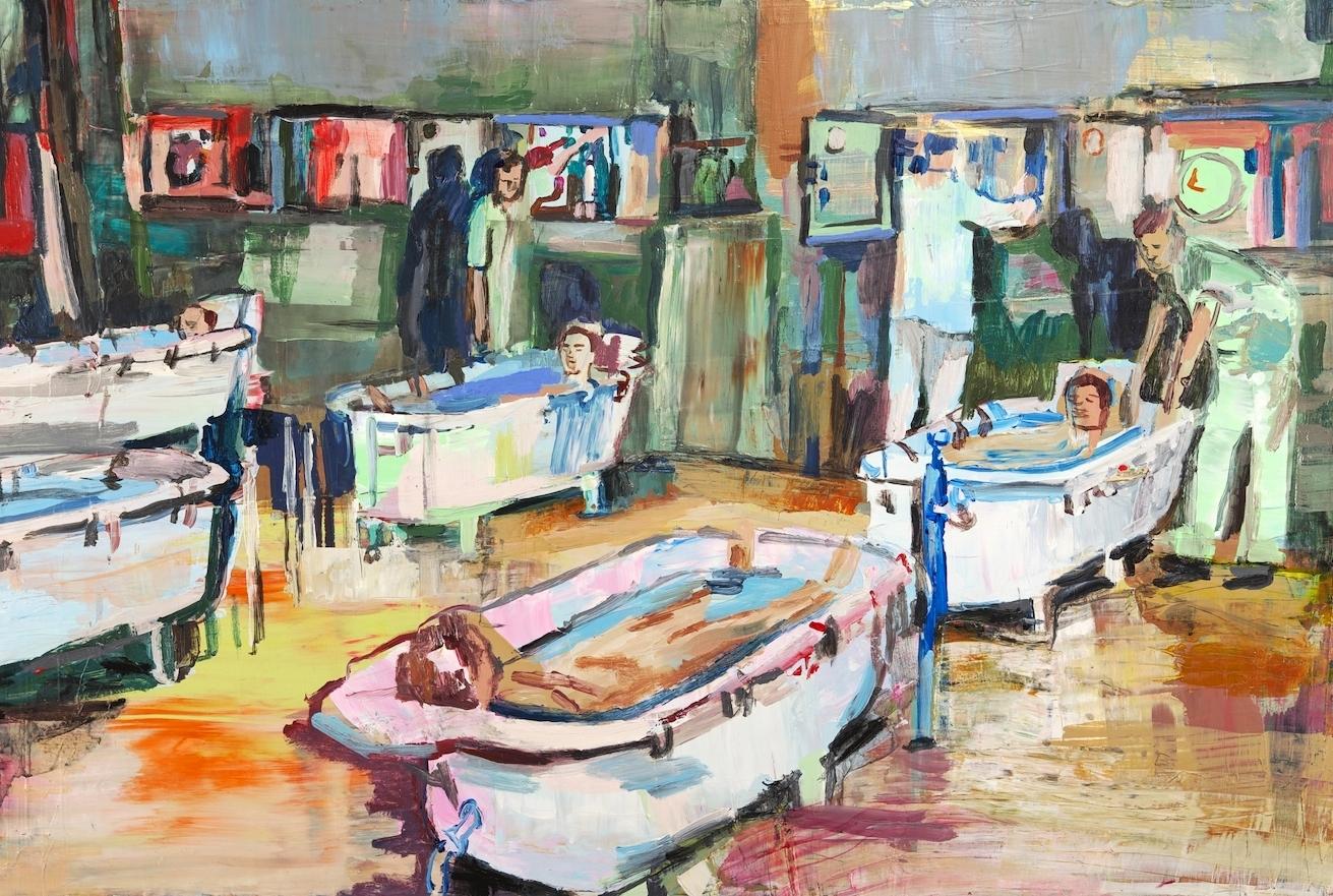 Hot Baths, 2011