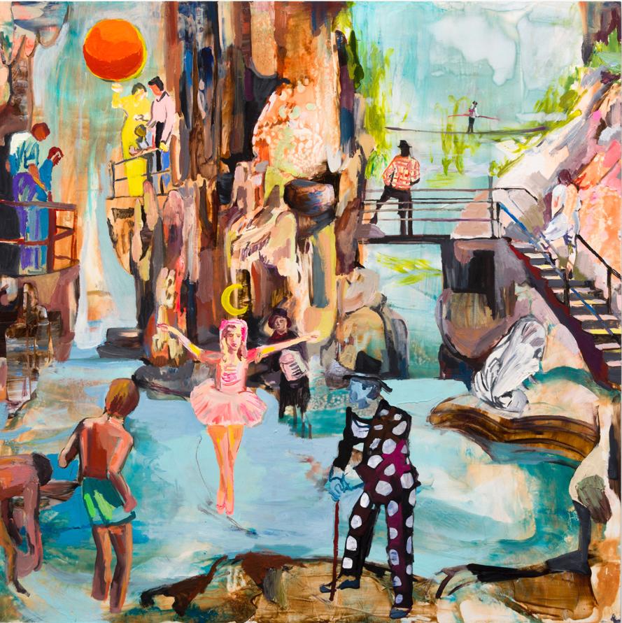 Vaudeville Grotto, 2016