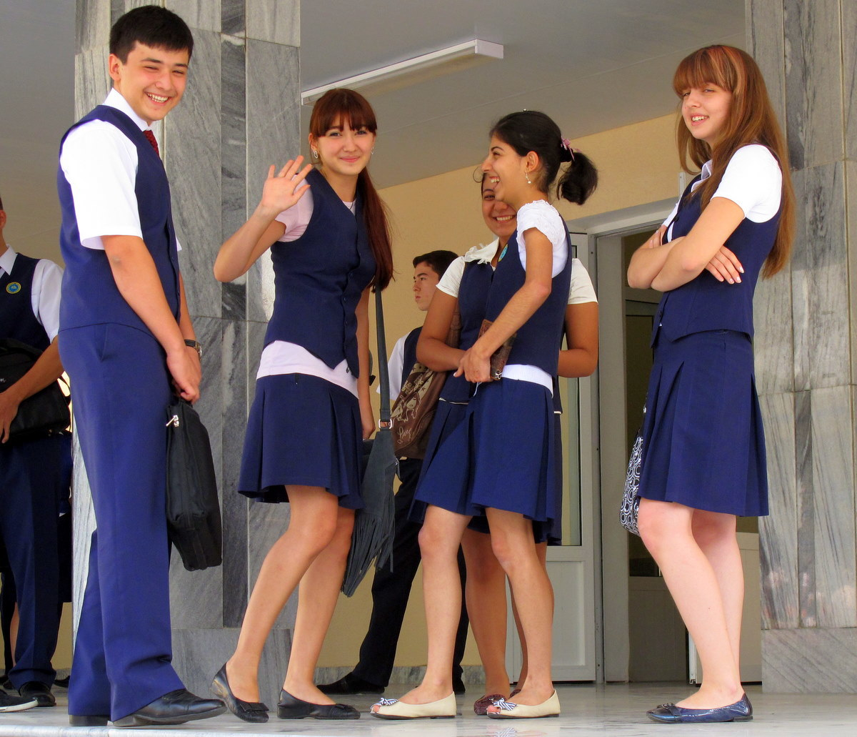 Happy teens at school.jpg