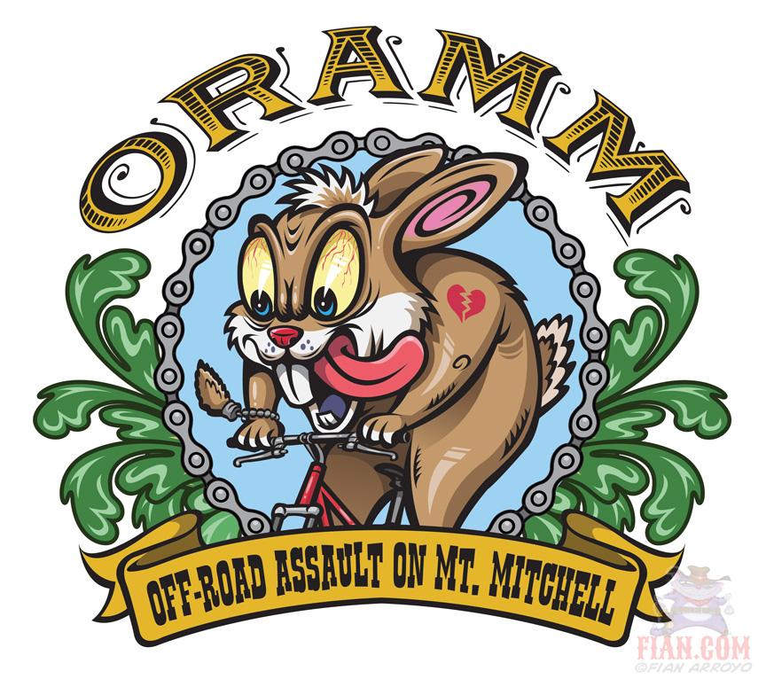 Oramm Logo Art